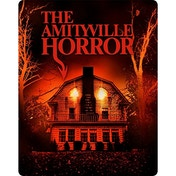 The Amityville Horror Limited Edition Steelbook Blu Ray