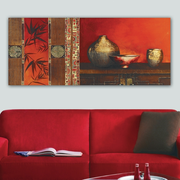 YTYMDR10266_50120 Multicolor Decorative Canvas Painting