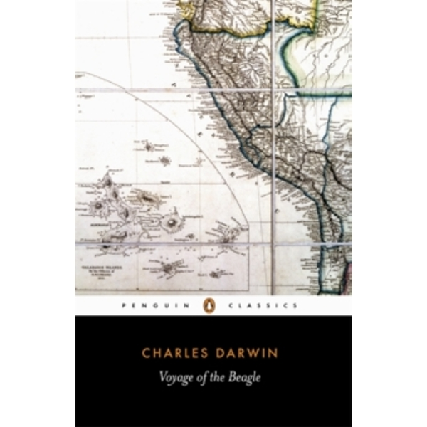 The Voyage of the Beagle by Charles Darwin (Paperback, 1989)