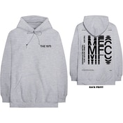 The 1975 - ABIIOR MFC Men's Large Pullover Hoodie - Grey