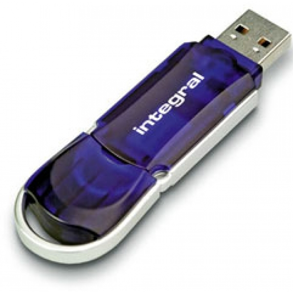 Integral Courier USB Flash Drive 8GB