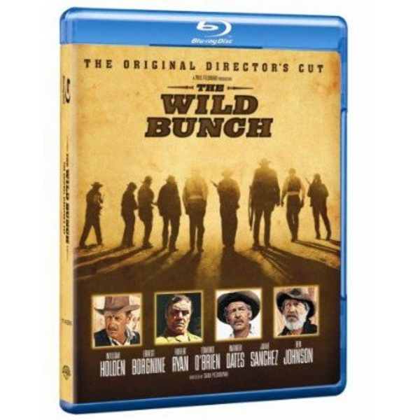 The Wild Bunch Blu-ray