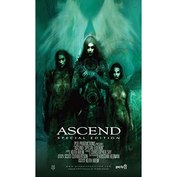 Ascend: Special Edition Hardcover