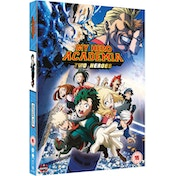 My Hero Academia: Two Heroes DVD
