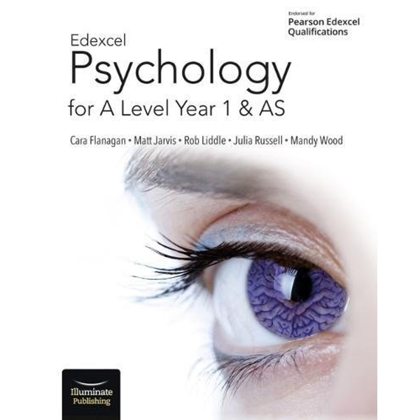 Edexcel Psychology for A Level Year 1 and AS: Student Book  Paperback / softback 2018