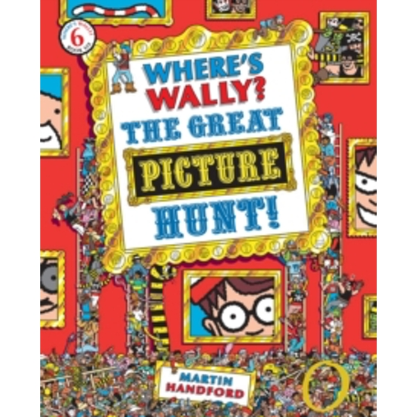 Where's Wally? The Great Picture Hunt by Martin Handford (Paperback, 2007)