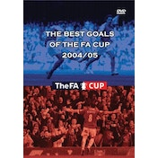 The Best FA Cup Goals Of /05 DVD