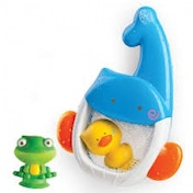 B kids Scoop N Hoop Pals Bathtub Toy
