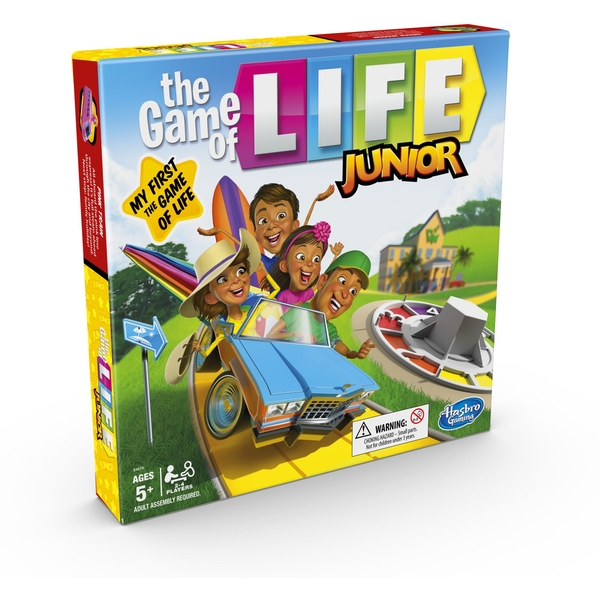 Game Of Life Junior Board Game