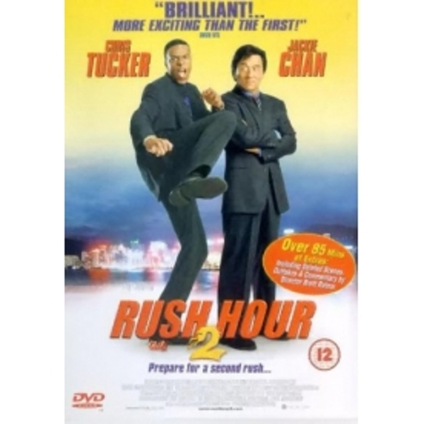 Rush Hour 2 DVD