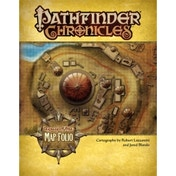 Pathfinder Chronicles Legacy of Fire Map Folio
