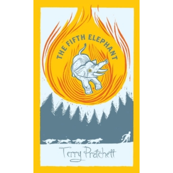 The Fifth Elephant : (Discworld Novel 24) Hardback