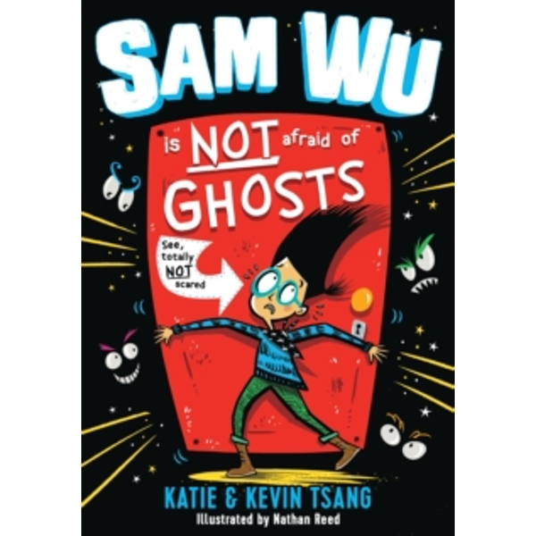 Sam Wu Is NOT Afraid of Ghosts! : 1