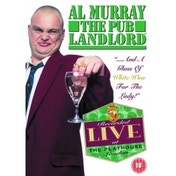 Al Murray The Pub Landlord Glass of White Wine for the Lady DVD