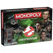 Ex-Display Ghostbusters Monopoly Board Game Used - Like New