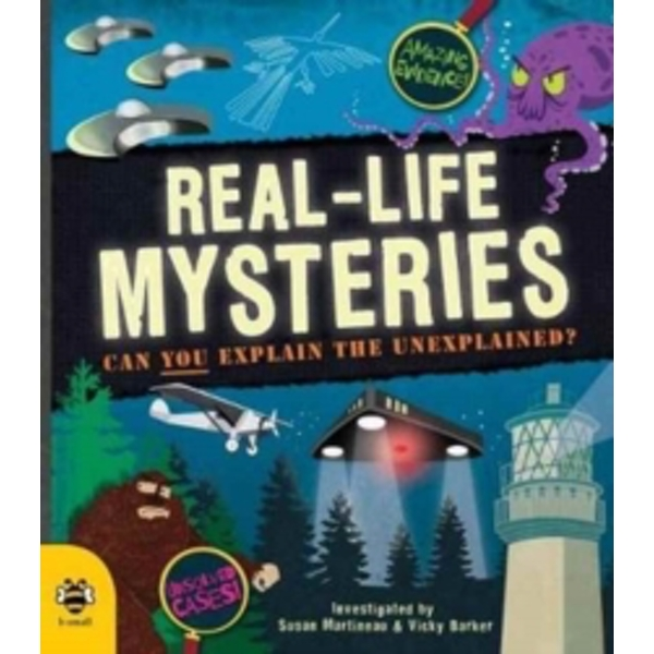 Real-Life Mysteries : Can You Explain the Unexplained?