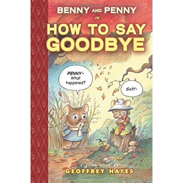 Benny and Penny in How To Say Goodbye: TOON Level 2