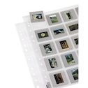 Hama Slide Sleeves for 20 mounted slides with a size of 5x5 cm, 25 pieces