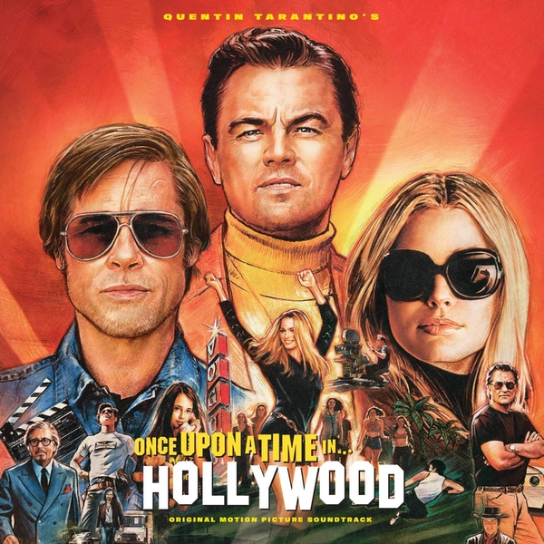 Once Upon A Time In Hollywood Soundtrack Vinyl