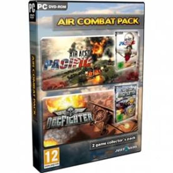 Air Combat Pack Dogfighter and Air Aces Pacific Game PC