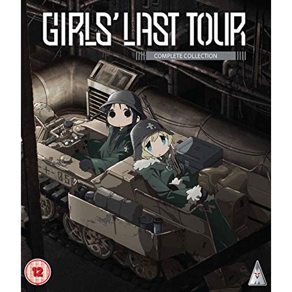 Girls Last Tour Collection - Standard Edition Blu-ray