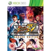 Super Street Fighter IV Arcade Edition Game Xbox 360