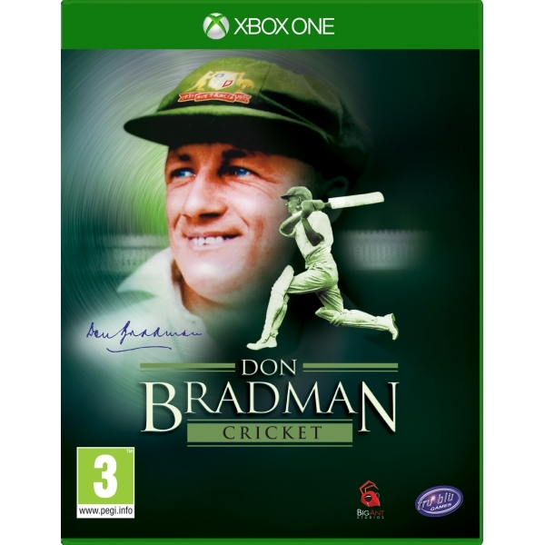 Don Bradman Cricket Xbox One Game