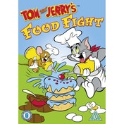 Tom and Jerry: Food Fight DVD