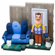 The Living Room (Hello Neighbour) McFarlane Construction Set