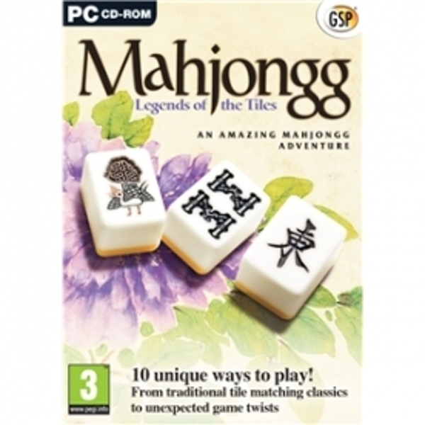 Mahjongg Legend Of The Tiles Game PC