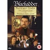 Blackadder Back And Forth / The Cavalier Years / Baldricks Diary DVD