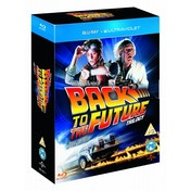 Back To The Future Trilogy Blu-ray & UV Copy