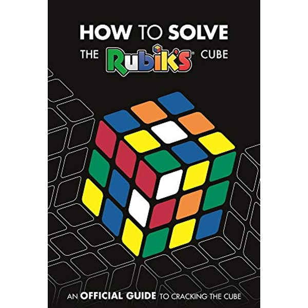 How To Solve The Rubik's Cube by Egmont (2018, Paperback)
