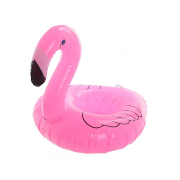 Flamingo Funky Tropical Inflatable Drinks Holder