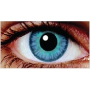 Two Blues 1 Month Coloured Contact Lenses (MesmerEyez Infusionz)