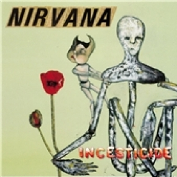Nirvana Incesticide CD