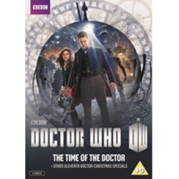 Doctor Who The Time of the Doctor & Other Eleventh Doctor Christmas Specials DVD