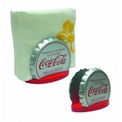 Coca-Cola Crown Napkin Holder
