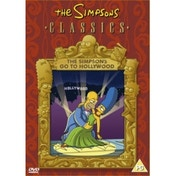 The Simpsons: Go To Hollywood DVD