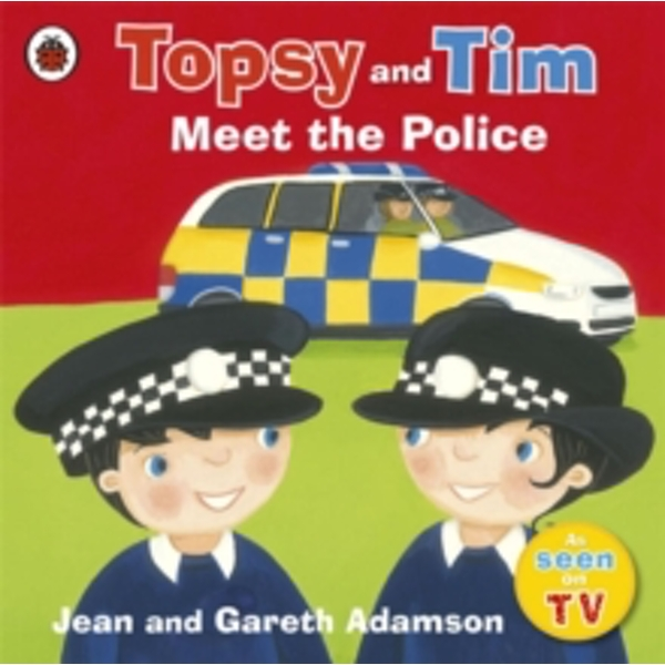 Topsy and Tim: Meet the Police by Jean Adamson (Paperback, 2011)