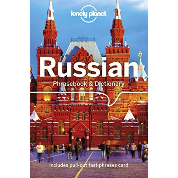 Lonely Planet Russian Phrasebook & Dictionary  Paperback / softback 2018