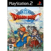 Dragon Quest The Journey of the Cursed King Game PS2