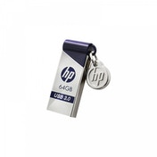 PNY HP x715w 64GB USB 2.0 Type-A Stainess Steel USB flash drive