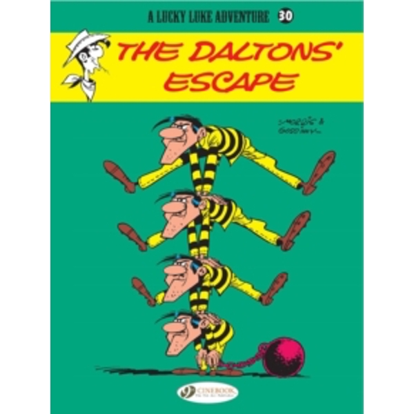 The Daltons' Escape : v. 30