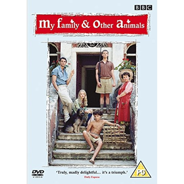 My Family And Other Animals 2005 DVD