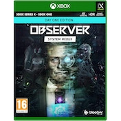 Observer System Redux Day One Edition Xbox One| Xbox Series X Game