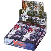 Cardfight Vanguard TCG: Phantasmal Steed Restoration Booster Box (16 Packs)