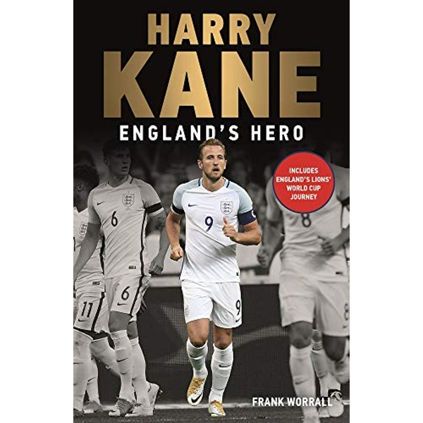 Harry Kane - England's Hero  Paperback / softback 2018