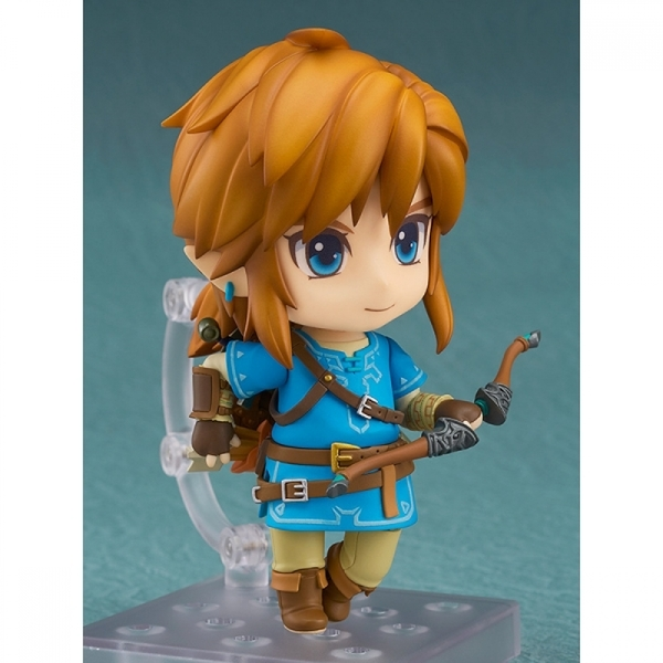 Link (The Legend of Zelda: Breath of the Wild) Nendoroid Action Figure - Image 2
