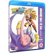 Dragon Ball Z KAI Final Chapters: Part 2 (Episodes 122-144) Blu-ray